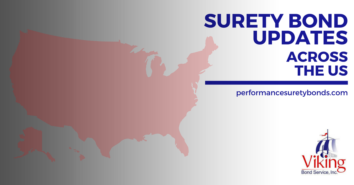 viking bond - surety bond updates united states